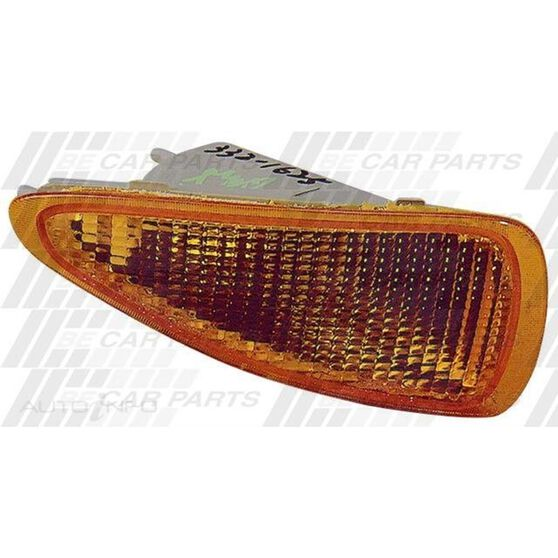 BUMPER LAMP - L/H - AMBER, , scanz_hi-res