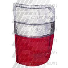 REAR LAMP - R/H - RED & WHITE, , scanz_hi-res