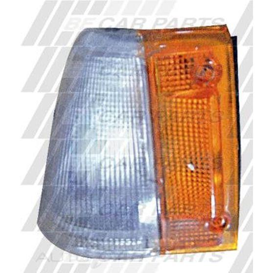 CORNER LAMP - L/H - 3/4CLR 1/4AMB, , scanz_hi-res