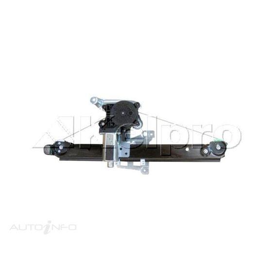 POWER WINDOW REGULATOR WITH MOTOR, , scanz_hi-res