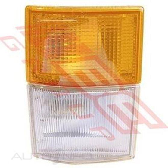 CORNER LAMP - L/H - AMBER TOP, , scanz_hi-res