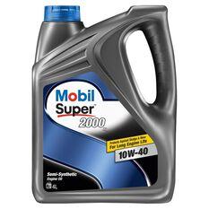 MOBIL SUPER 2000 X2 10W-40 SN (4LT), , scanz_hi-res