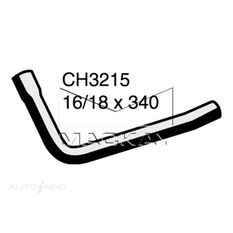 HEATER HOSE  - TOYOTA LANDCRUISER HDJ100R - 4.2L I6 TURBO DIESEL - MANUAL & AUTO, , scanz_hi-res