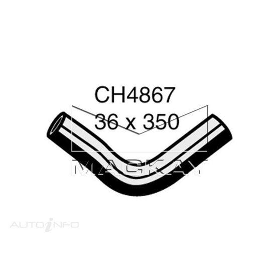 RADIATOR LOWER HOSE  - SUBARU OUTBACK BH - 3.0L F6  PETROL - MANUAL & AUTO, , scanz_hi-res
