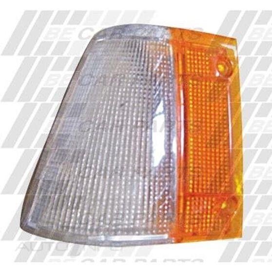 CORNER LAMP - LENS - L/H - CLEAR, , scanz_hi-res