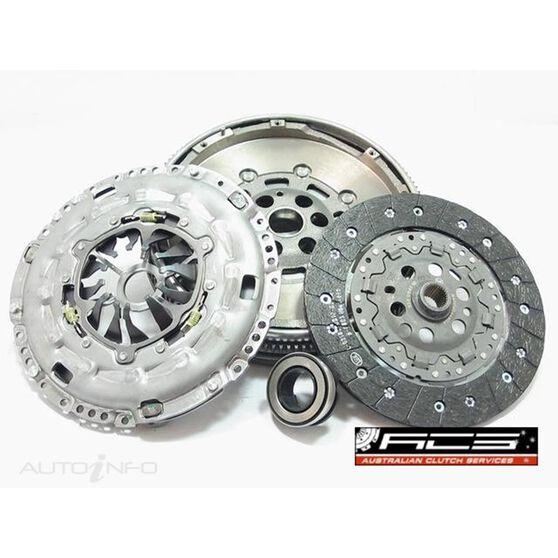 C/KIT VW GOL AUD 2.0 04> SKO 230*28*21.1 INC DMASS F/WHL