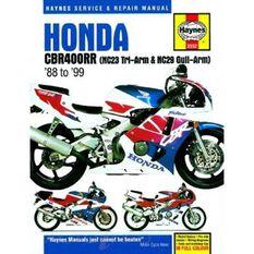 HONDA CBR400RR FOURS (88 - 99), , scanz_hi-res