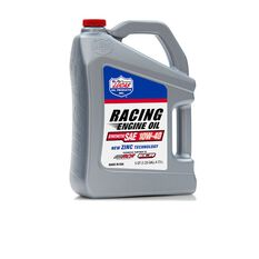 SAE 10W40 SYNTHETIC RACING OIL - 4.73L