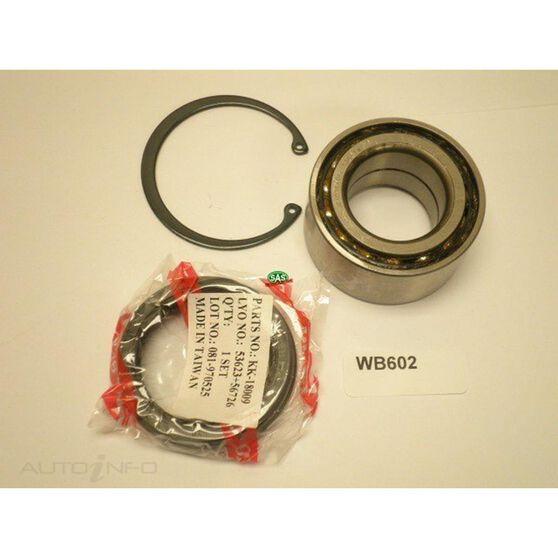 Suzuki 93-03 Front wheel bearing kit, , scanz_hi-res