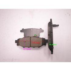 D1114-7787=FMSI for Royale Brake Set  R  Subaru Legacy 05-, , scanz_hi-res