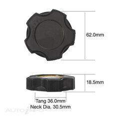 TRIDON OIL CAP (TOC56)