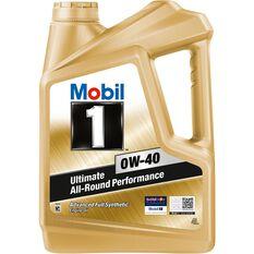 MOBIL 1 0W-40 (5LT), , scanz_hi-res
