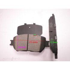 D908-7787=FMSI for Royale Brake Set  F  Toyota Camry 01-, , scanz_hi-res