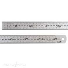 TOLEDO S/STEEL RULE 600MM, , scanz_hi-res