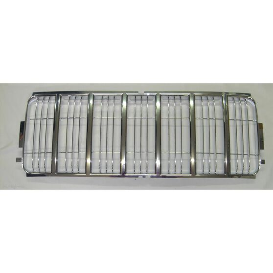 GRILLE - INNER - ALL CHROME