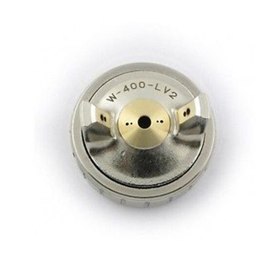 IWATA AIRCAP LV2 FOR W400 1.2MM / 1.3MM / 1.4MM / 1.6MM, , scanz_hi-res