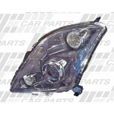 HEADLAMP - L/H - HID - BLACK, , scanz_hi-res