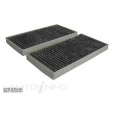 CABIN FILTER REPLACES RCA195, , scanz_hi-res