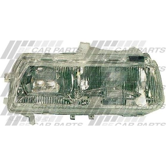 HEADLAMP - L/H - FIXED H/L