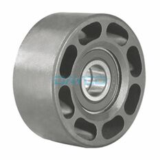 IDL PULLEY HEAVY DUTY STEEL 74MMOD*33MMWIDE 8PK FLAT, , scanz_hi-res