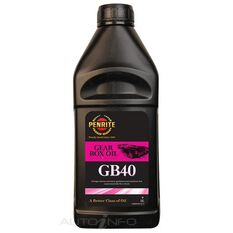 6 X GEAR BOX OIL 40 1L, , scanz_hi-res