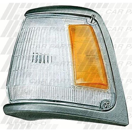 CORNER LAMP - L/H - AMBER/CLEAR (35-29), , scanz_hi-res