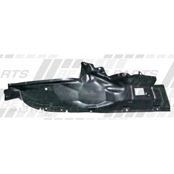 FRONT GUARD LINER - R/H - REAR