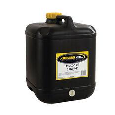 10W/40 MOTOR OIL 20L