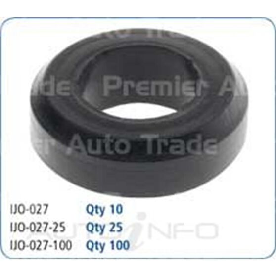 LOWER INJECTOR SEAL - PK 10, , scanz_hi-res