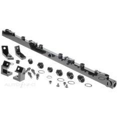 FUEL RAIL FORD BA-BF BLK