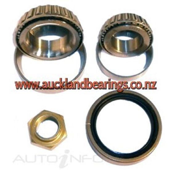 FIAT REAR WHEEL BEARING KIT - L/H