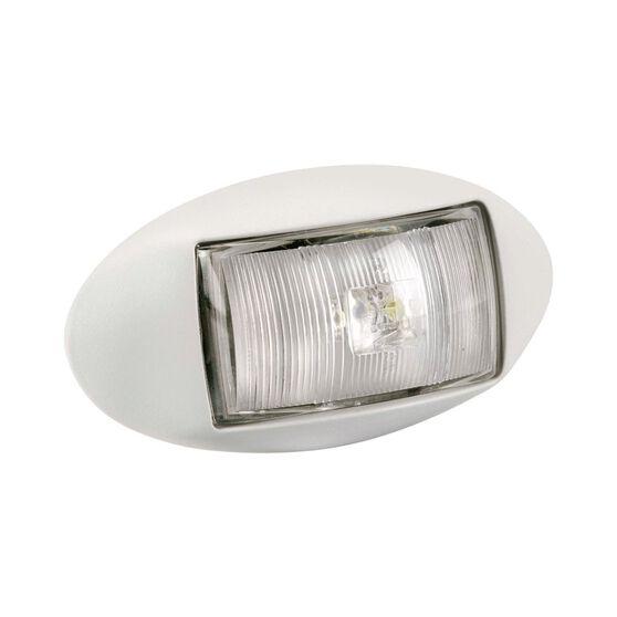 LED 14 9-33V MARKER WHITE