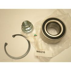 Toyota Front wheel bearing kit, , scanz_hi-res