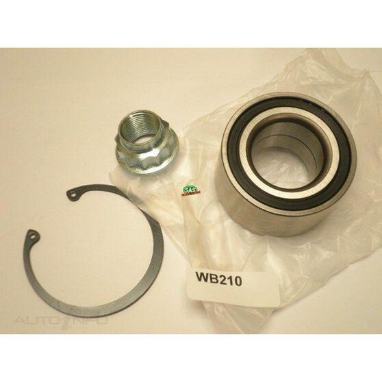 Toyota Front wheel bearing kit, , scanz_hi-res