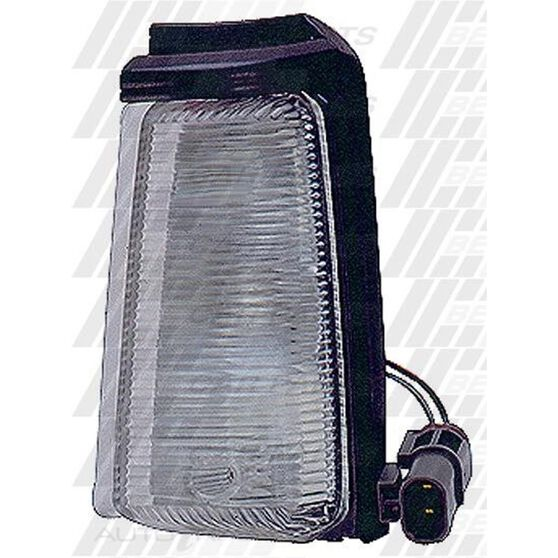CORNER LAMP - L/H - CLEAR