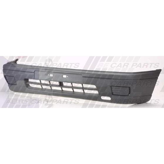 FRONT BUMPER - DARK GREY