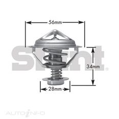 STANT T/STAT WSO USE ST35-180  TT298-180