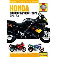 HONDA CBR600F1 AND 1000F FOURS 1987 - 19, , scanz_hi-res