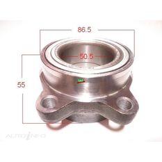 Nissan Urvan E25 Front wheel hub, , scanz_hi-res