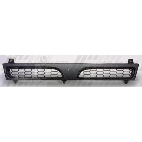 GRILLE - BLACK - HONEYCOMBE TYPE