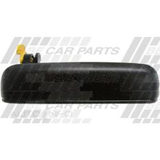 DOOR HANDLE - FRONT OUTER - BLK - R/H, , scanz_hi-res