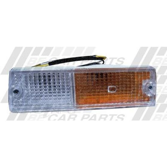 FRONT LAMP - R/H - AMBER/CLEAR, , scanz_hi-res