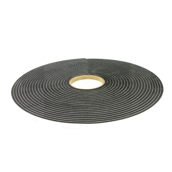 FOAM TAPE SINGLE SIDED ADHESIVE 10MM X 6.4MM 15.2MTR, , scanz_hi-res