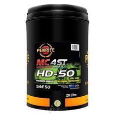1X MC-4 HD SAE 50 MINERAL 20LTR, , scanz_hi-res