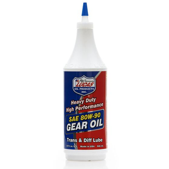 SAE 80W90 HEAVY DUTY GEAR OIL - 946ML