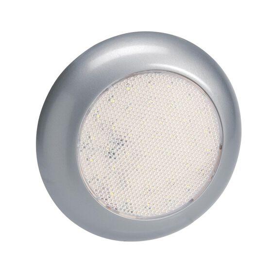 LAMP INTERIOR LED 9-33V SATIN BASE, , scanz_hi-res