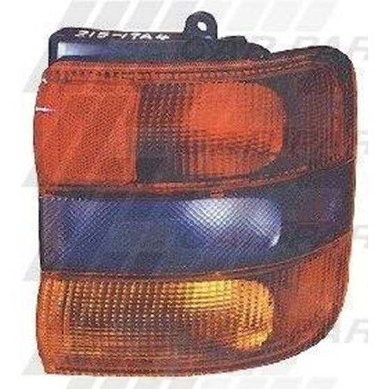 REAR LAMP - R/H - OUTER