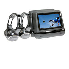 BACK SEAT MEDIA PLAYER BLACK