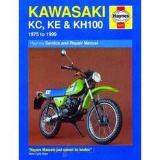 KAWASAKI KC, KE & KH100 1975 - 1999, , scanz_hi-res