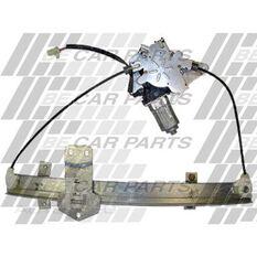 REGULATOR - L/H  FRT - ELECTRIC W/MOTOR, , scanz_hi-res